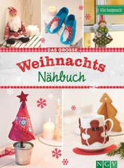 Das große Weihnachts-Nähbuch