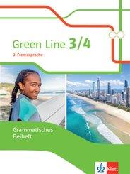 Green Line 3/4. Ausgabe 2. Fremdsprache