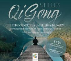 Stilles Qi Gong, 2 Audio-CD