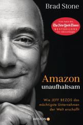 Amazon unaufhaltsam