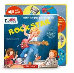 Wenn ich groß bin, werde ich Rockstar (Soundbuch)