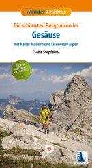 Gesäuse mit Haller Mauern und Eisenerzer Alpen