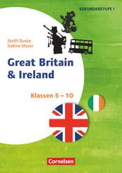 Themenhefte Fremdsprachen SEK - Englisch - Klasse 5-10