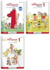 Sicher ins 2. Schuljahr - Sparpaket: Rechnen - Schreiben - Lesen · Klasse 1, 3 Teile