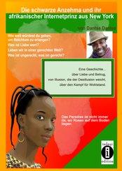 Die schwarze Anzehma und ihr afrikanischer Internetprinz aus New York