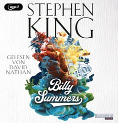 Billy Summers, 3 Audio-CD, MP3
