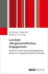 Lernfeld »Bürgerschaftliches Engagement«