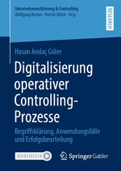 Digitalisierung operativer Controlling-Prozesse