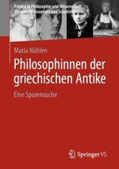 Philosophinnen der griechischen Antike