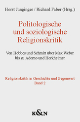 Politologische und soziologische Religionskritik
