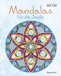 Mandalas für die Seele - 60 handgezeichnete Kunstwerke für mehr Achtsamkeit und Kreativität. Das entspannende Ausmalbuch