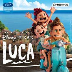 Luca, 1 Audio-CD, MP3