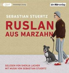 Ruslan aus Marzahn, 1 Audio-CD, MP3
