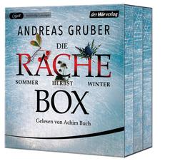 Rache-Box. Die ersten drei Fälle für Pulaski und Meyers, 5 Audio-CD, MP3