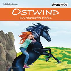 Ostwind - Ein rätselhafter Unfall, 3 Audio-CD