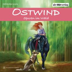 Ostwind - Spuren im Wald, 3 Audio-CD