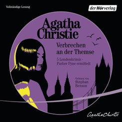 Verbrechen an der Themse, 3 Audio-CD