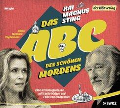 Das ABC des schönen Mordens, 2 Audio-CD
