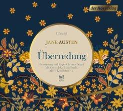 Überredung, 2 Audio-CD
