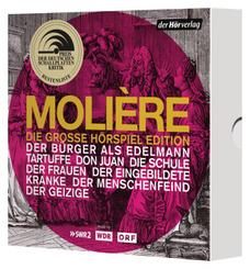 Die große Hörspiel-Edition, 8 Audio-CD