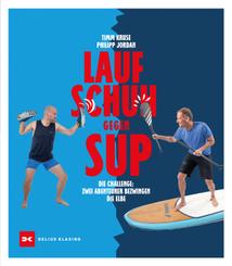 Laufschuh gegen SUP