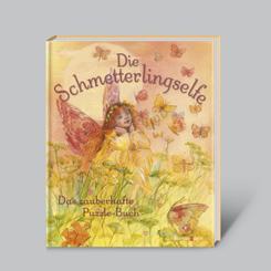 Die Schmetterlingselfe (das zauberhafte Puzzlebuch)