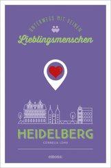 Heidelberg. Unterwegs mit deinen Lieblingsmenschen