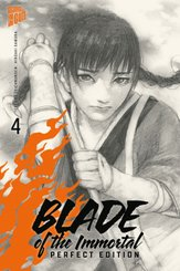 Blade of the Immortal - Perfect Edition - Bd.4