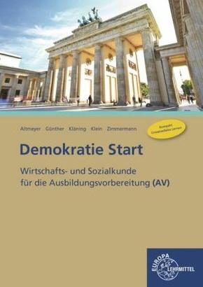 Demokratie Start - Bundesausgabe