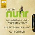 Das Geheimnis des perfekten Tages / Die Rettung der Welt / Gut für dich!, 3 Audio-CD, MP3