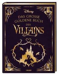 Disney: Das große goldene Buch der Villains