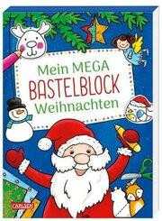Mein Mega-Bastelblock Weihnachten