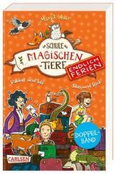 Die Schule der magischen Tiere - Endlich Ferien: Doppelband (Enthält die Bände 1: Rabbat und Ida, 2: Silas und Rick)
