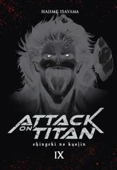 Attack on Titan Deluxe - Bd.9