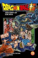 Dragon Ball Super - Bd.13