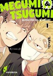 Megumi & Tsugumi - Alphatier vs. Hitzkopf - Bd.1