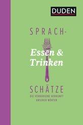 Sprachschätze - Essen und Trinken
