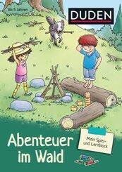Mein Spiel- und Lernblock 1 - Abenteuer im Wald