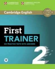 First Trainer 2 for the revised exam