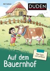 Mein Spiel- und Lernblock 2 - Auf dem Bauernhof