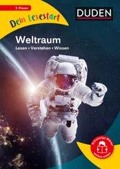 Dein Lesestart - Band 2: Weltraum