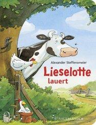 Lieselotte lauert (Pappbilderbuch)