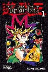 Yu-Gi-Oh! Massiv - Bd.1