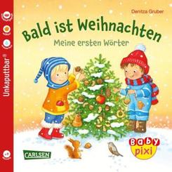 Baby Pixi (unkaputtbar) 108: VE 5 Bald ist Weihnachten (5 Exemplare)