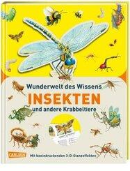 Wunderwelt des Wissens - Insekten und andere Krabbeltiere