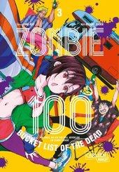 Zombie 100 - Bucket List of the Dead - Bd.3