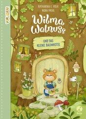 VORLESEN! Wilma Walnuss und das kleine Baumhotel