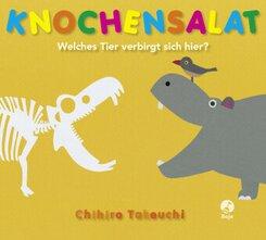 Knochensalat - Welches Tier verbirgt sich hier?