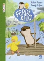 VORLESEN! Ferdi & Flo. Große Hilfe für kleine Küken (Band 2)