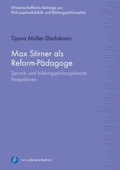 Max Stirner als Reform-Pädagoge